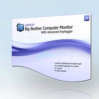 Big Brother Computer Monitor With Keylogger