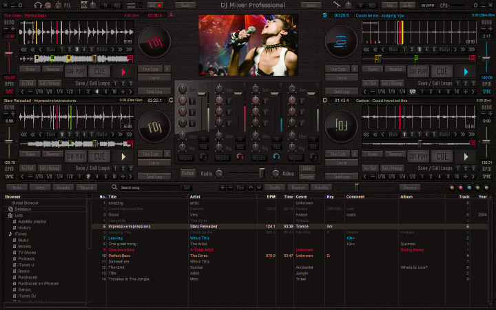 DJ Mixer Express for Win
