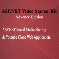ASP.NET Video Starter Kit Advance Edition
