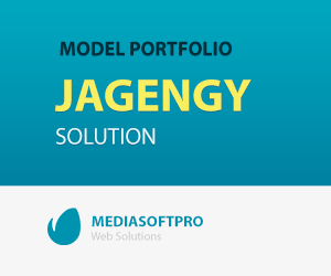 jAgency - Model Portpolio & Booking System
