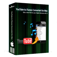 mediAvatar YouTube to iTunes Converter for Mac