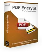 Mgosoft PDF Encrypt Command Line Server License