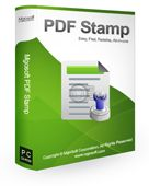 Mgosoft PDF Stamp Command Line Server License