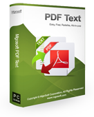 Mgosoft PDF Text Converter SDK Developer License