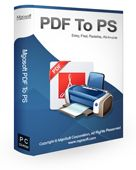 Mgosoft PDF To PS Converter