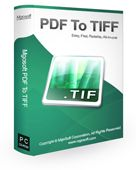 Mgosoft PDF To TIFF SDK