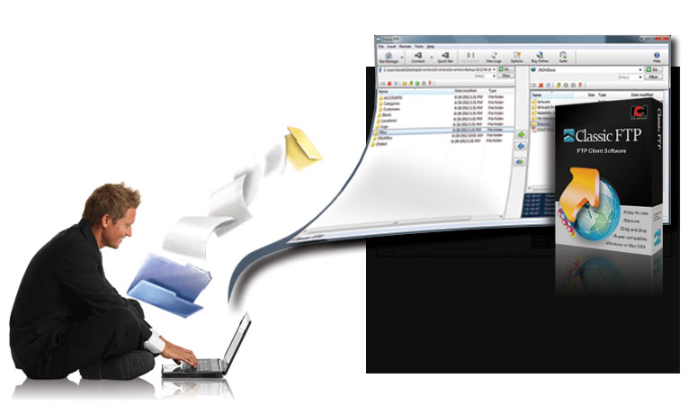 Classic FTP File Transfer Software