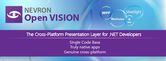 Nevron Open Vision for .NET