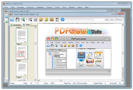 PDFCool Studio - 50 License Pack