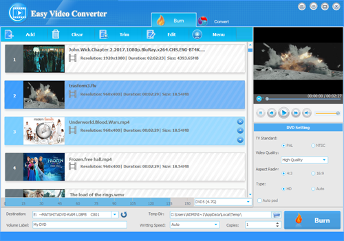 NTShare Easy Video Converter(3PC)