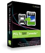 PCL To TIFF Converter
