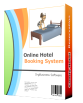 Online Hotel Booking System - Month Subscription