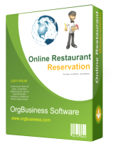 Online Restaurant Reservations- Month Subscription