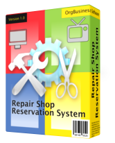 Repair Shop Reservation System- Month Subscription