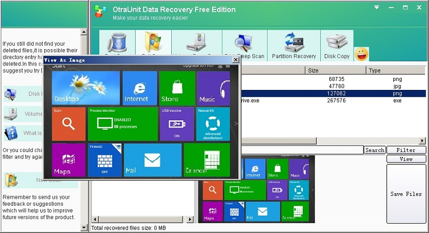 OtraUnit Data Recovery Enterprise