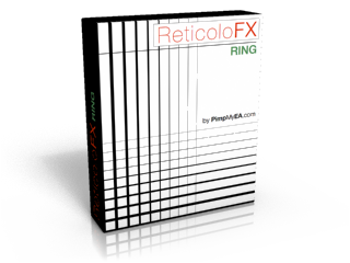 ReticoloFX Ring (6 EAs) UPGRADE from Basket Only
