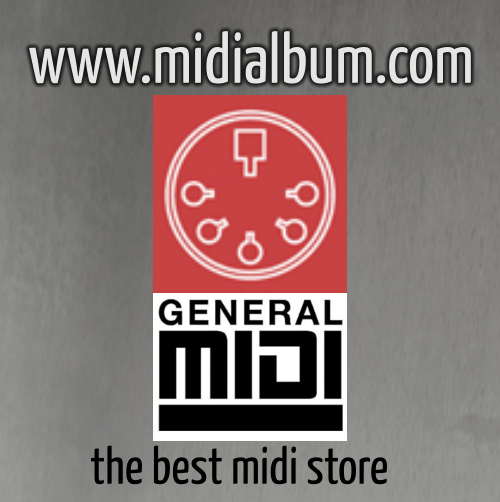 midi LORD YOUR ARE GOOD of Todd Galberth from album Lord You are Good