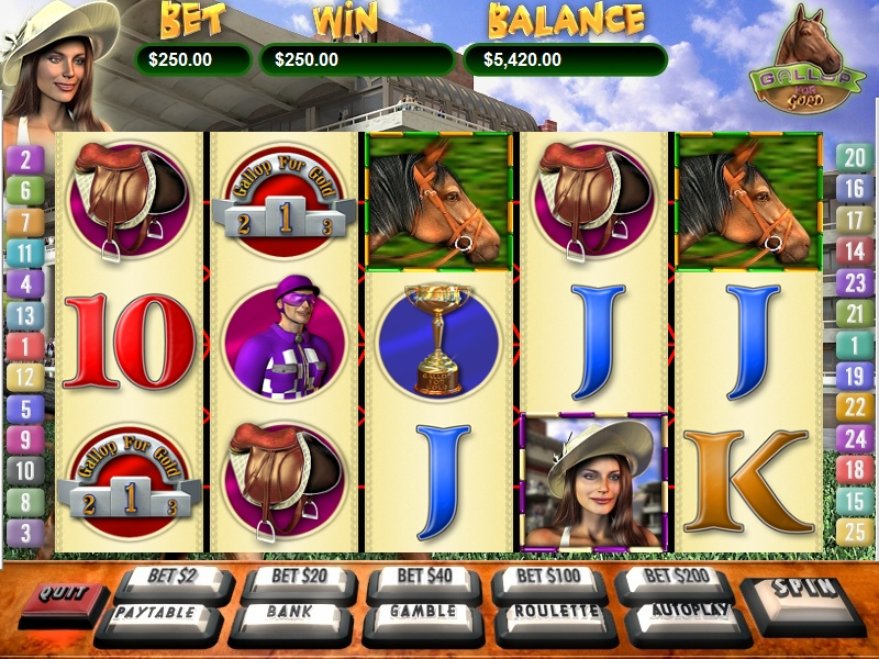 Pokie Magic: Gallop for Gold