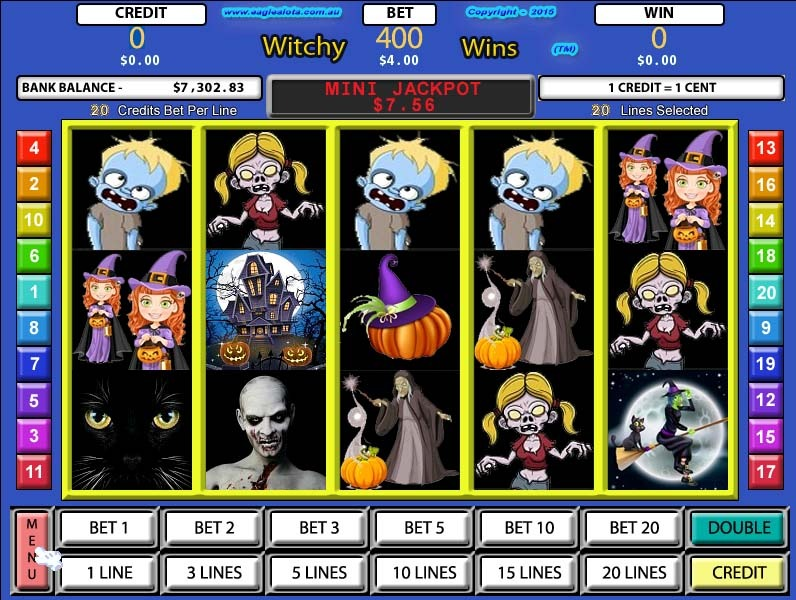 Slot Factory: Witchy Wins