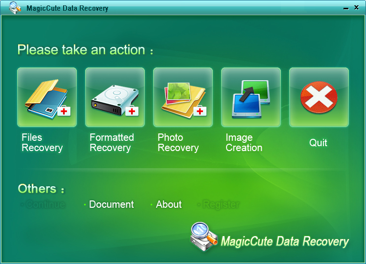 MagicCute Data Recovery 2012 1-Year Key EN