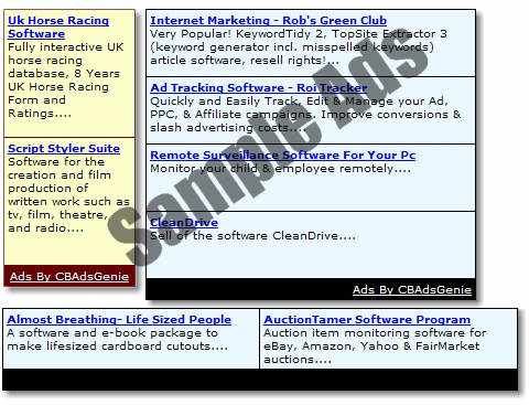 ClickBank Ads Genie (w/Resale Rights)