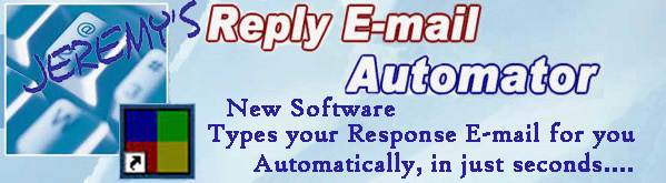 Reply E-Mail Automator (w/Resale Rights)