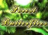 Forest Butterflies 3D