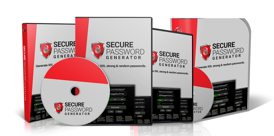Secure Password Generator XXL