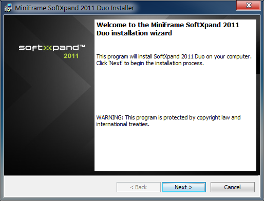 SoftXpand Duo Pro - Multiple Users share 1 PC - Home Edition