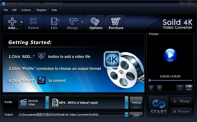 Solidob 4K Video Converter