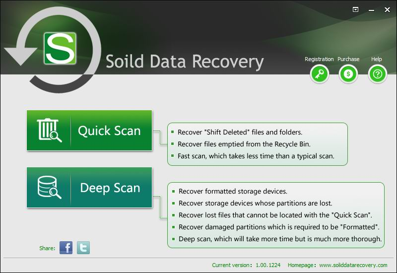 Solidob Data Recovery