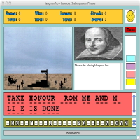 Hangman Pro v4 for Macintosh