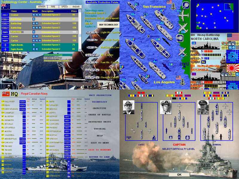 Battleship Game World War 2