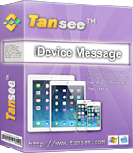 Tansee iOS Message Transfer (MAC) 1 year License
