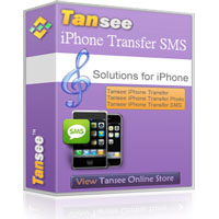 Tansee iPhone/iPad/iPod SMS&MMS&iMessage Transfer For Mac