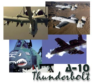 A-10 Thunderbolt Screensaver Gold Edition