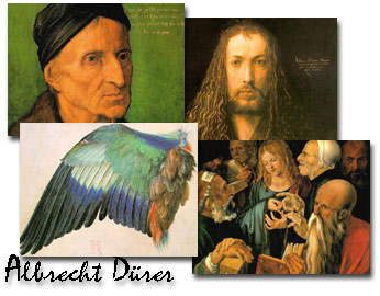 Albrecht Duerer Screen Saver