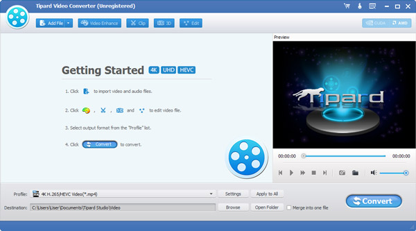 Tipard Video Converter One Year License