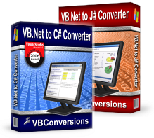 VB.Net to C# and J# Converters