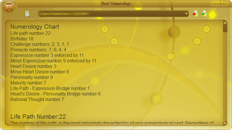 VeBest Numerology for MacOS and Windows
