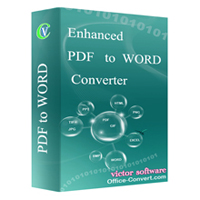 Enhanced Pdf to Word Converter