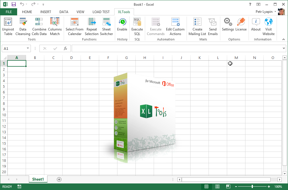 XLTools PRO Add-In for Excel