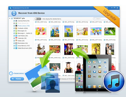 dr.Fone - iOS Full Suite ( For Unlimited Mobile Devices on 1 PC )