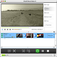 Xilisoft Movie Maker for Mac