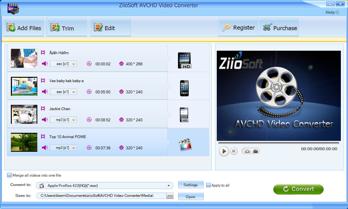 Ziiosoft DVD Maker
